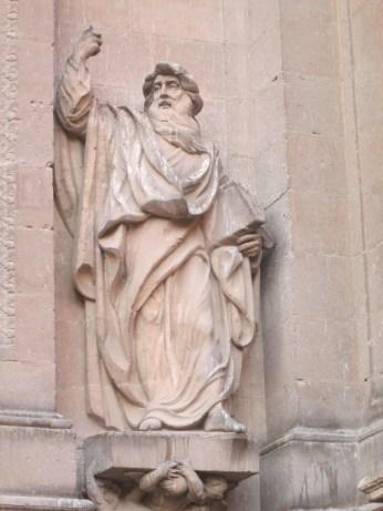 San Pablo. Catedral de Granada. Foto: Francisco López