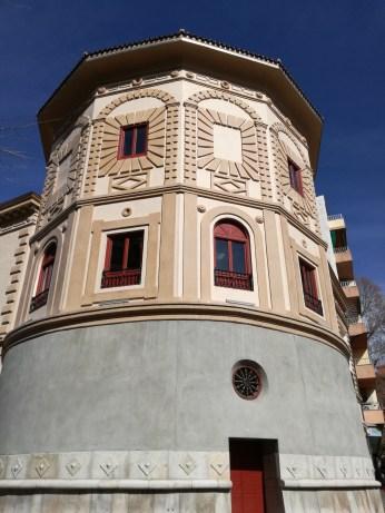 Torreón. Palacio de Bibataubín. Granada