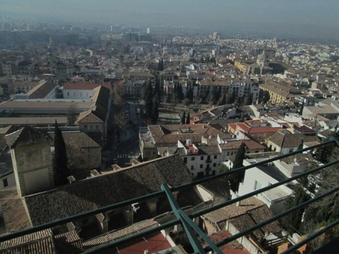 Vistas de El Realejo. Granada. Foto: Francisco López