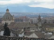 Vista de El Realejo. Granada. Foto: Francisco López