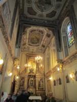 Capilla. Palacio de los Marqueses de Villaalegre. Foto: Francisco López