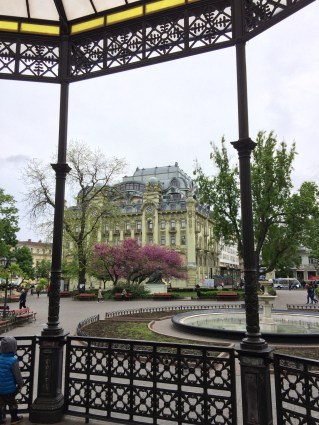 The Center of Odessa