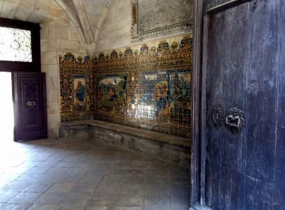 Door to the Institute