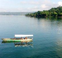 Flores, Guatemala: Lake Petén Itzá
