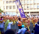 One of many clubs performing at Kaapse Klopse