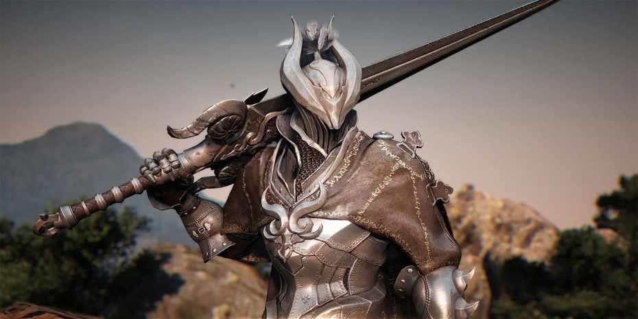 Black desert online : guerrier, warrior class, bdo, bdo france, black desert online france