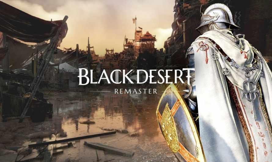 Bons Plans : Black Desert Online gratuit sur PC