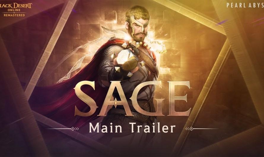 Black Desert Online : le Sage débarque sur PC et consoles