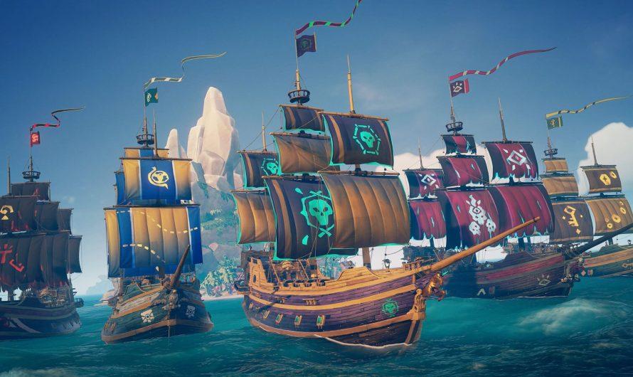 Bons Plans : Sea of Thieves en promotion sur Steam
