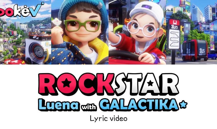 DokeV : Rockstar par Luena, la musique officielle de DokeV !