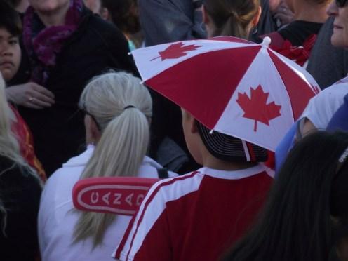 Victoria 2017: Canada Day