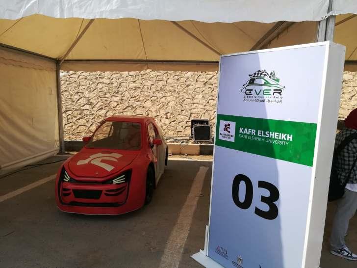 رالي القاهرة للسيارات محلية الصنع