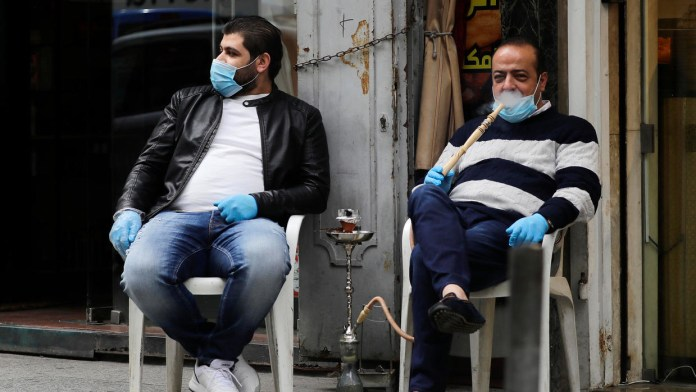 Smokers weakness in the face of infection with Corona virus