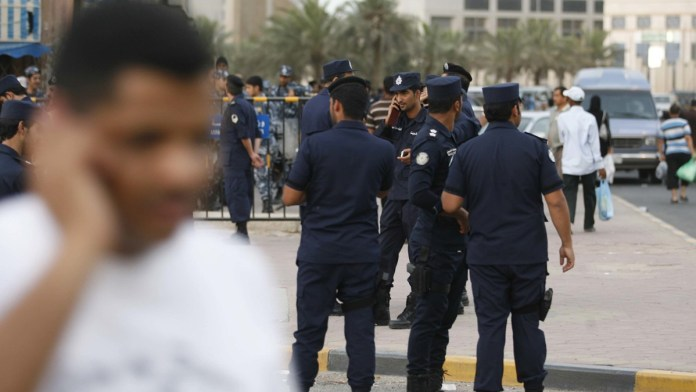 The assault on an Egyptian doctor and his leg was broken in Kuwait and the Kuwaiti Ministry of Interior was investigating