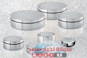 شبكه أخبار مصر ترصد لكم أسعار الفضة اليوم الاثنين ٢٢ يونيو 2020