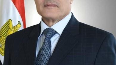 """Photo of محافظ البحر الأحمر ينعي وفاة الفريق """"العصار"""" وزير الدولة للانتاج الحربي ."""
