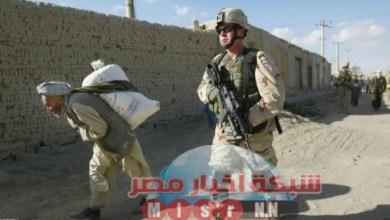 Photo of لودفيك.. سحب نصف القوات الأمريكية من أفغانستان قبل شهر نوفمبر.