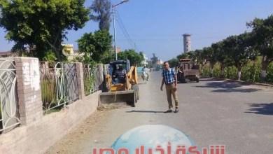 Photo of حملات مكثفة لأعمال النظافة والتجميل ورفع كفاءة الإنارة بكفر الشيخ.