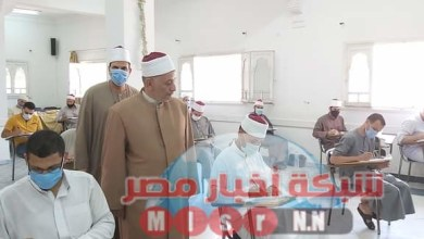 Photo of وكيل اوقاف الاسكندرية.. يشرف على اختبارات الأئمة بدورة التدريب عن بعد .