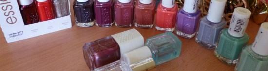 Essie meine kleine Sammlung