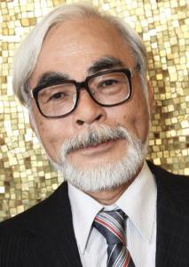 """Hayao Miyazaki, <a href=""""http://commons.wikimedia.org/wiki/File:Hayao_Miyazaki.jpg"""" target=""""_blank"""" rel=""""noopener"""">Image Source</a>, Author: Thomas Schulz detengase @ Flickr, This file is licensed under the Creative Commons Attribution-Share Alike 2.0 Generic license."""