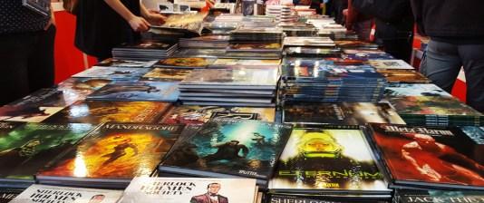 Graphic Novels auf der Leipziger Buchmesse 2017