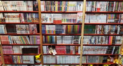 Manga auf der MCC/LBM 2017