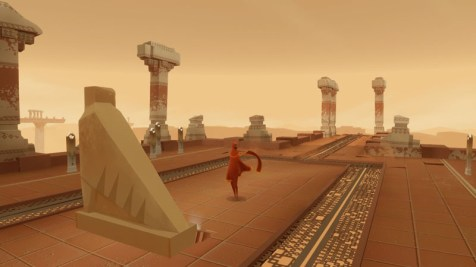Journey, 2012 © Thatgamecompany, Sony Interactive Entertainment