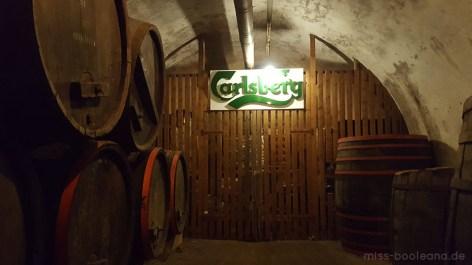 Gamle Carlsberg, wo die Führung stattfindet