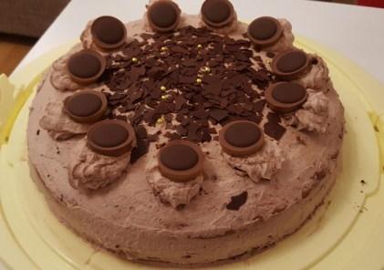 Toffiffee Torte