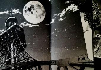 """Tokyo Tower im Manga """"X"""""""