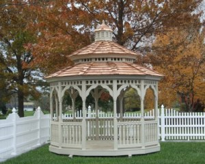 Dodecagon Gazebo