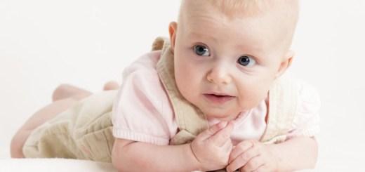 Навыки малыша в четыре месяца