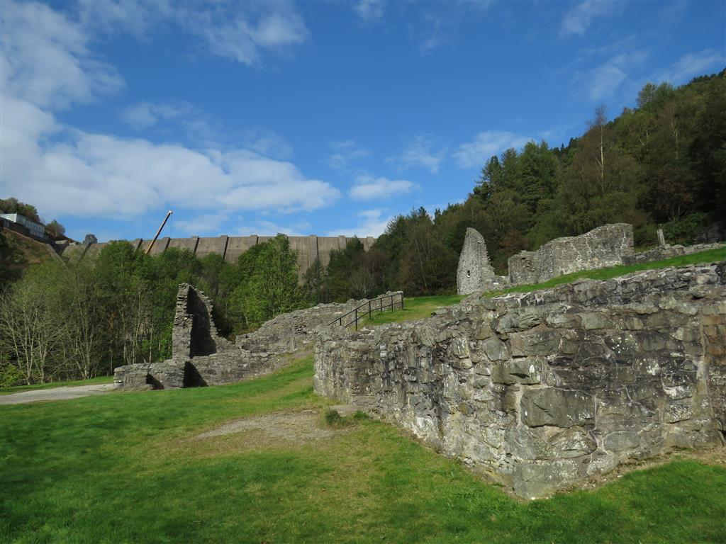 Visiting the Bryntail Lead Mine, Wales