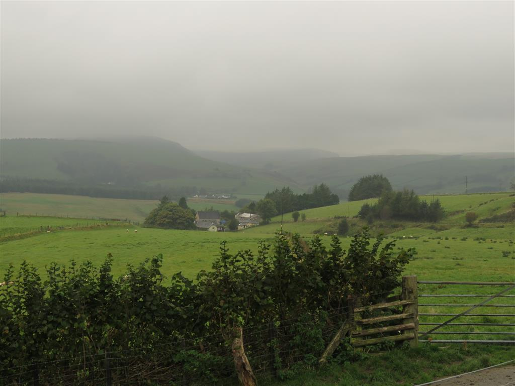 Visiting Satylittle, mid Wales