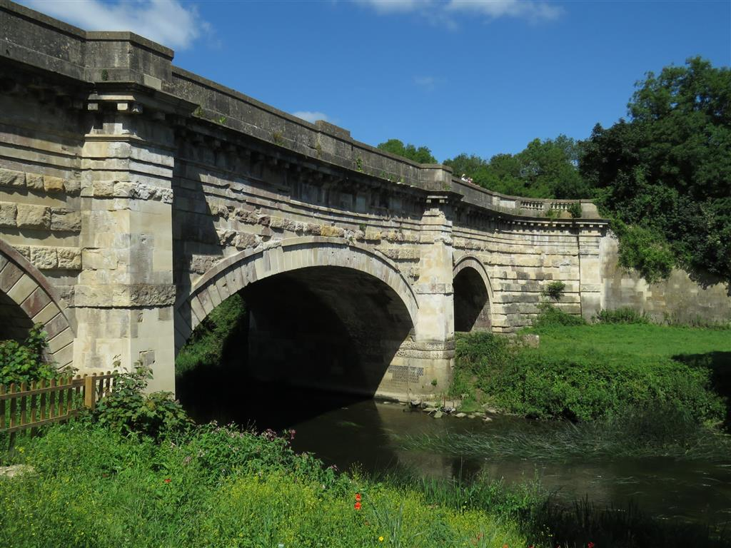 Avoncliff aquaduct, Bradford on Avon, Wiltshire