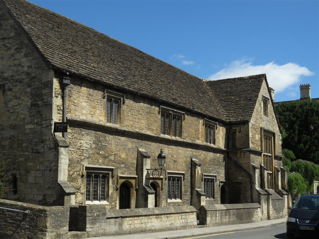 Architecture of Bradford on Avon, Wiltshire