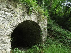 Lime Kiln, Wye Valley, Wales