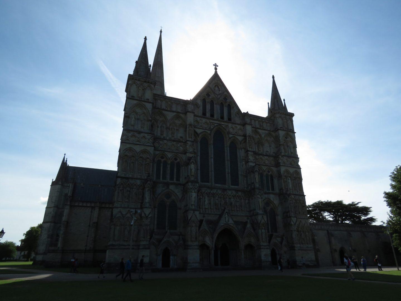 Salisbury Cathedral, Wiltshire