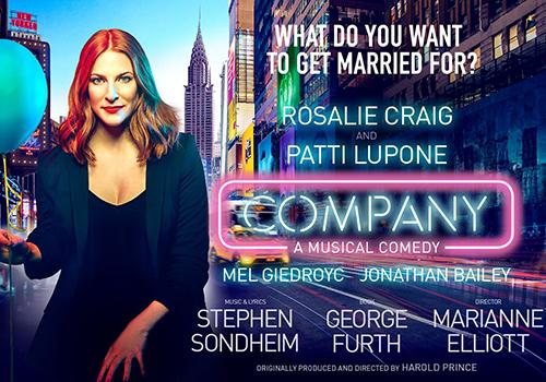 Company, Gielgud Theatre, London