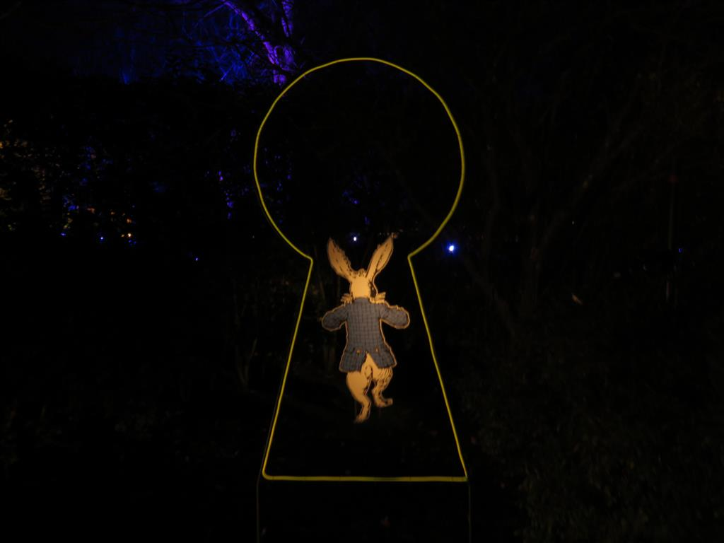 Visiting Sudeley Castle's Spectacle of Light 2018