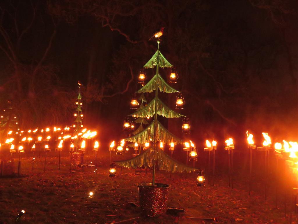 Visiting Christmas at Kew 2017