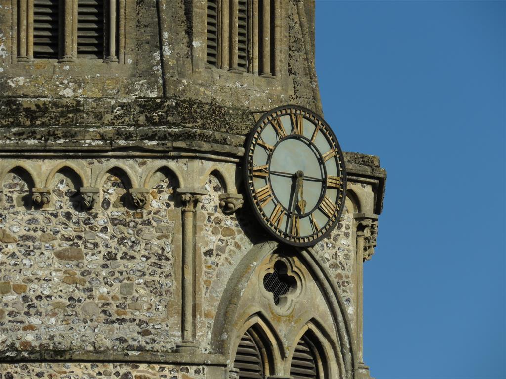 Church Tower, Welford Park, Berkshire