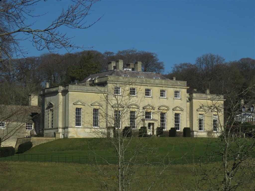 Painswick House, Cotswolds