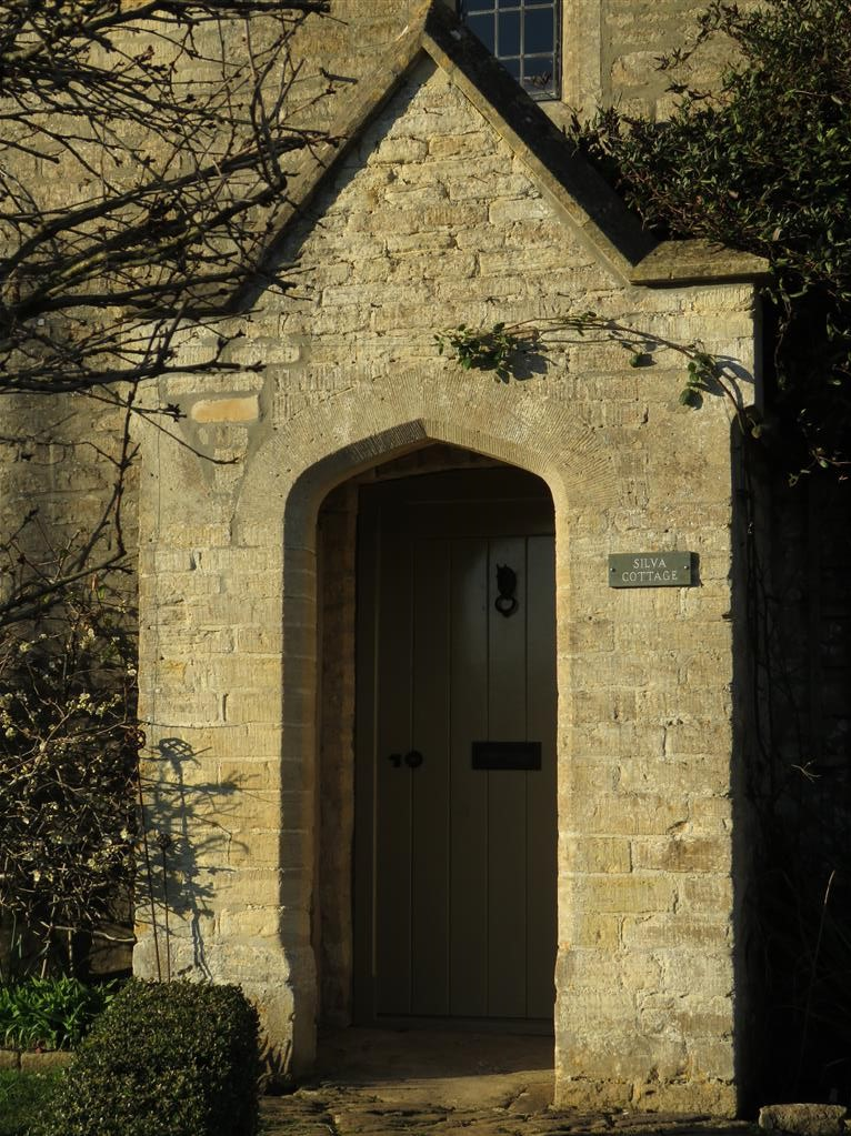 Doorway, Cotswolds
