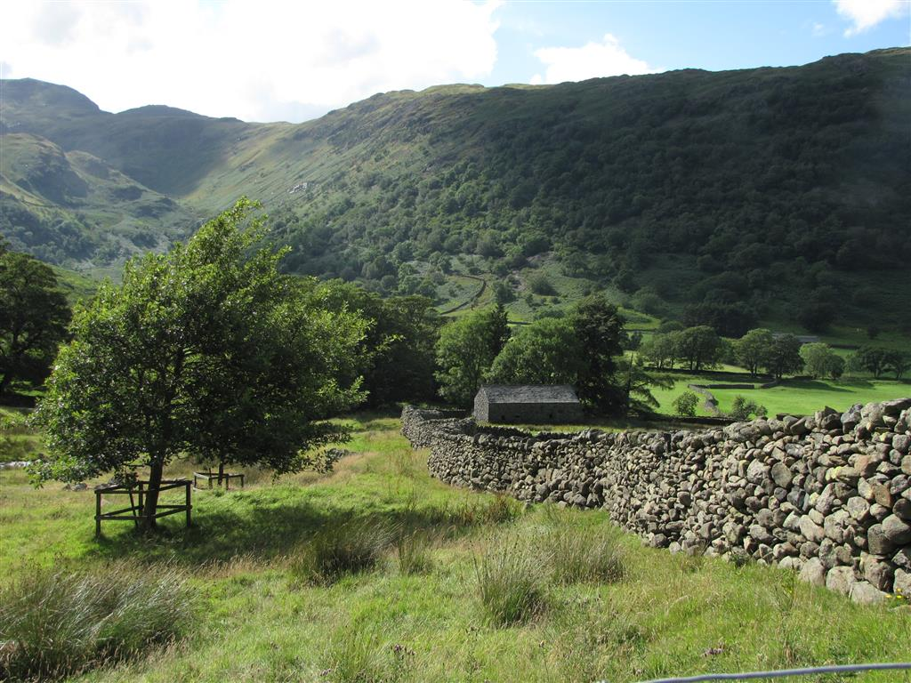 Views of the Lake District, England