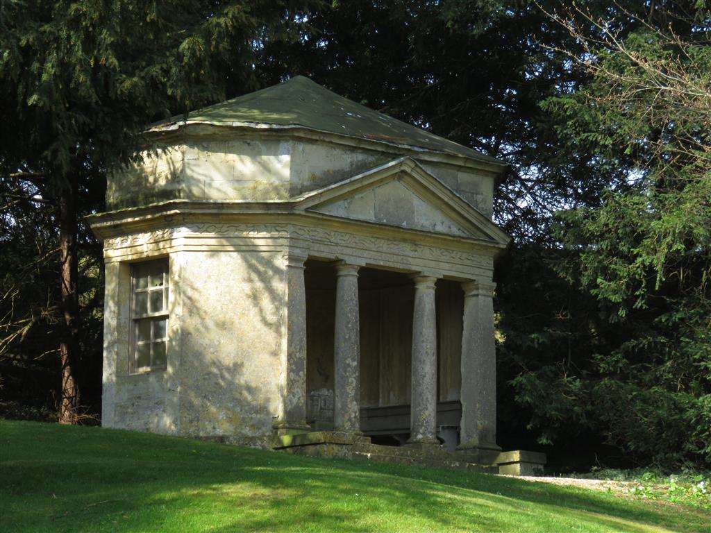 Visiting Rousham Gardens, Oxfordshire, England