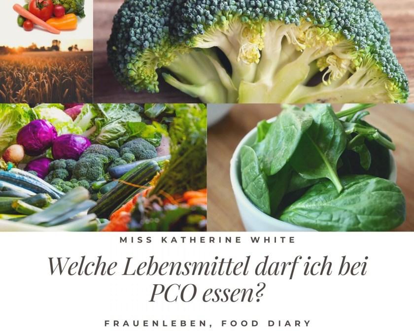 Welche lebensmittel darf ich bei PCO essen?