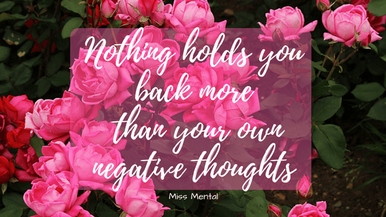 empowering quote 2 - motivational quote - miss mental