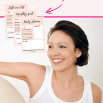 Free printable planners for a better you